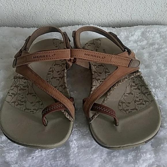 5e10dad9d384 MERRELL Siena Womens Sandals Size 8. M 5acd480d5521becaff7d59c4
